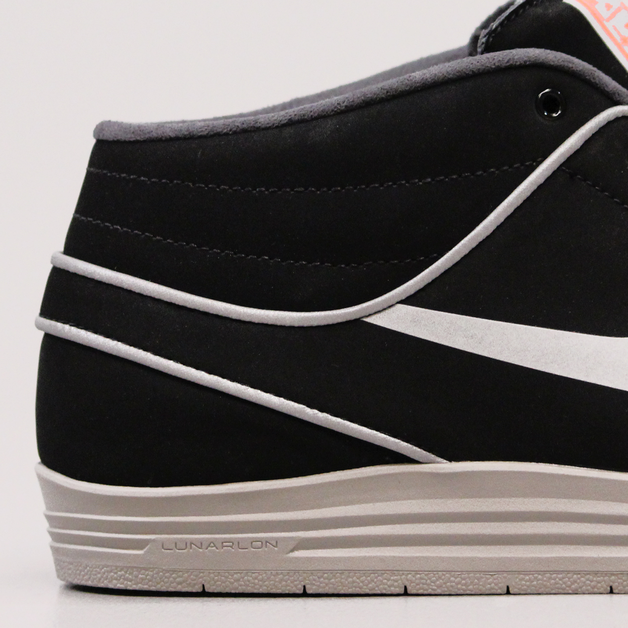 408de827831b The midtop Stefan Janoski shoe with a hit of the Lunar OneShot in there for  good measure. Nike SB
