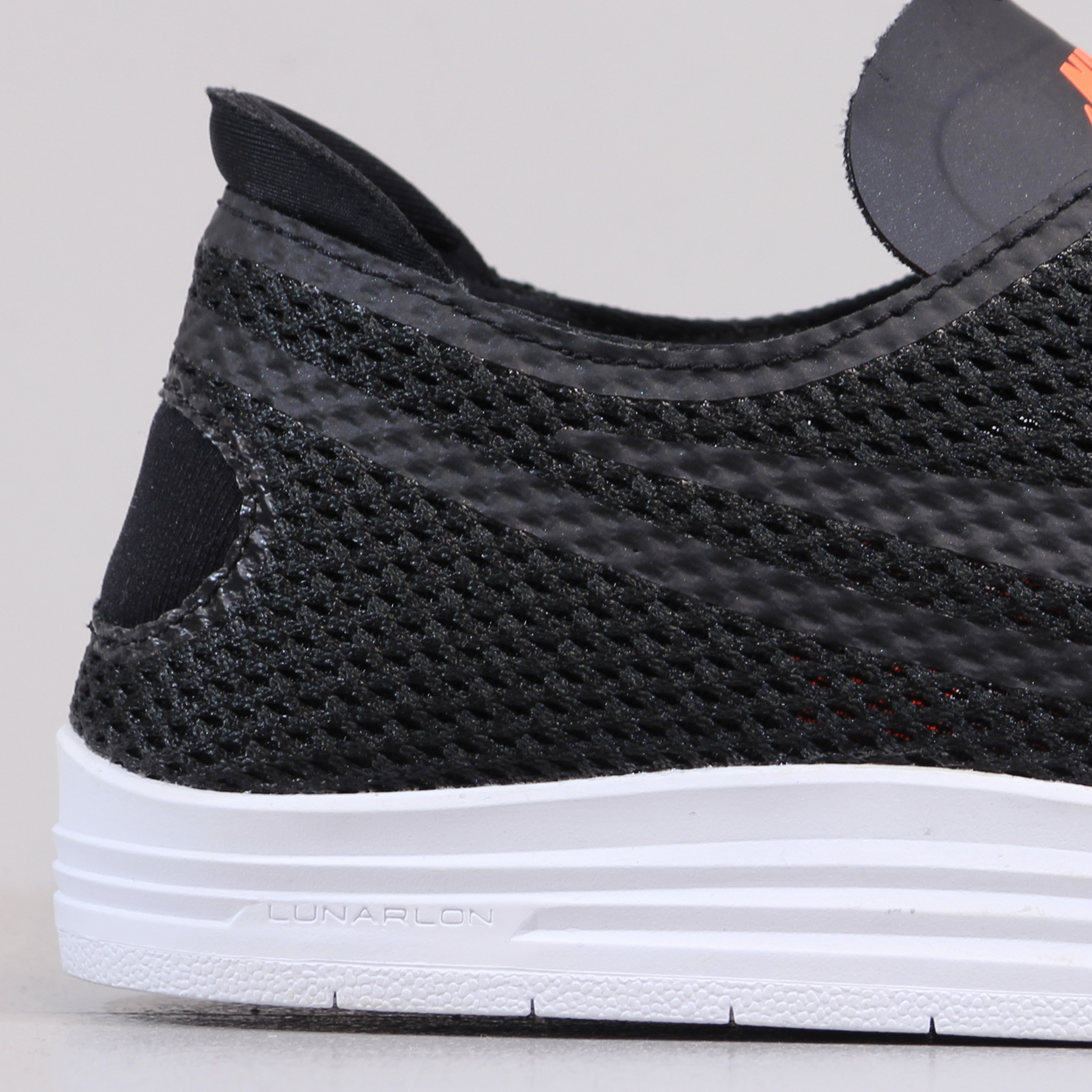 add454c53975 Nikes Lunar Oneshot Rest and Recuperation series trainers in Black and Hyper  Crimson. Nike SB