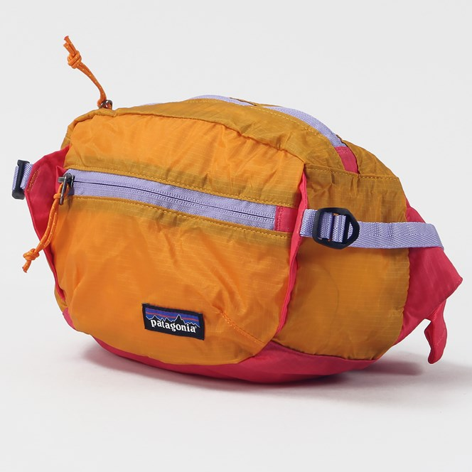 Patagonia Lightweight Travel Hip Pack Sporty Orange