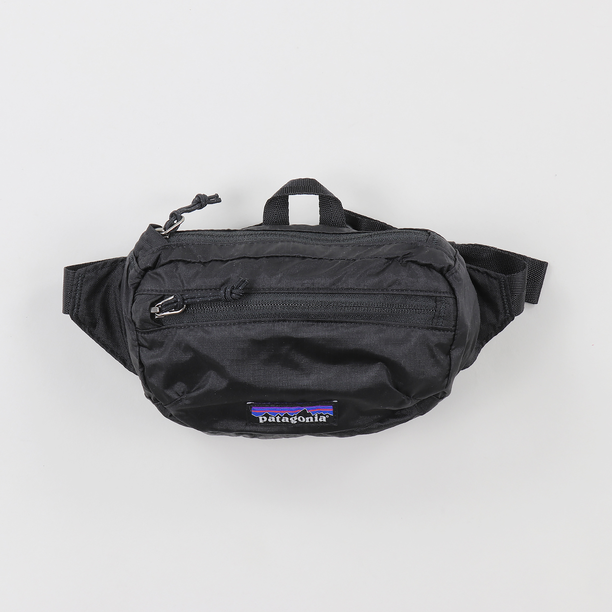new concept united states detailing Patagonia Luggage Lightweight Travel Mini Hip Packable Bag Black ...