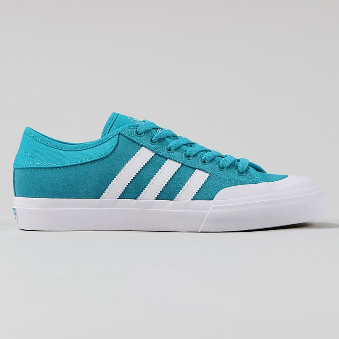 Adidas Matchcourt Shoes Energy Blue White Gum