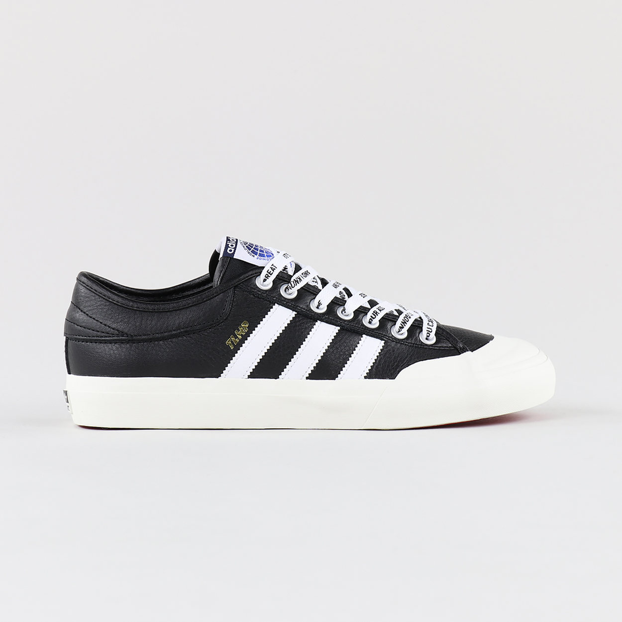 0b74dc29e78 Adidas Skateboarding x Trap Lord ColabMatchcourt Shoes Black Whit £46.65