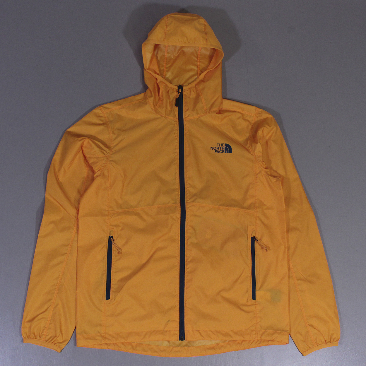 a1ab7d59f159 ... low price the north face mens light windproof flyweight hoodie coat  yellow 37.50 c9e74 78a53
