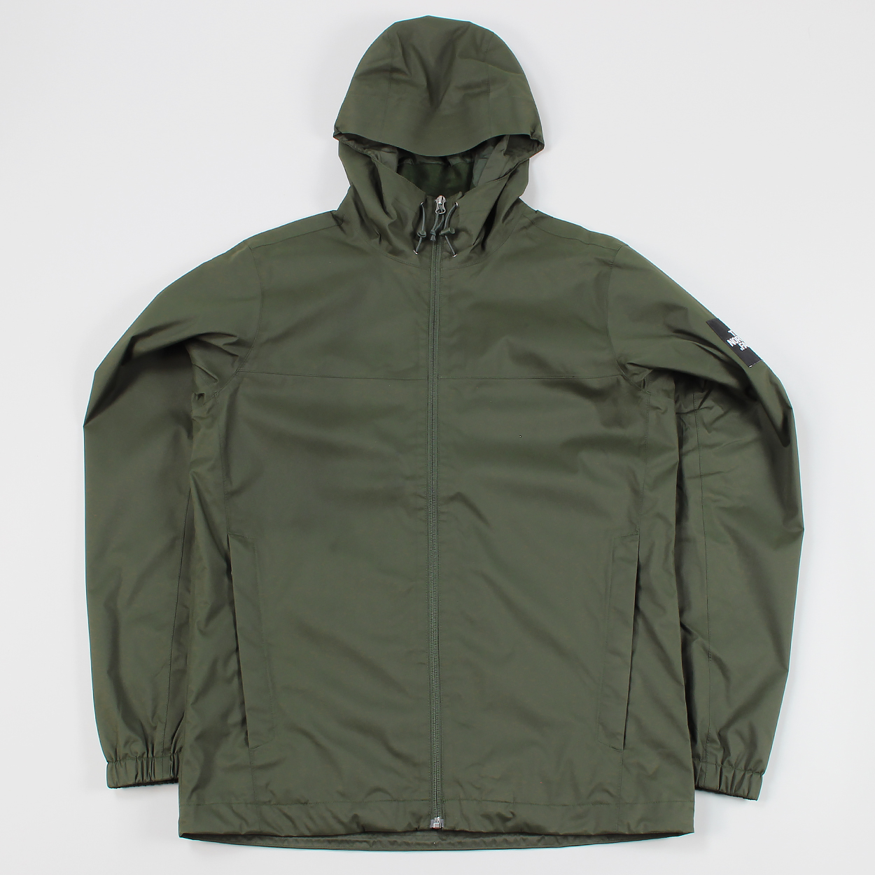 16239af29ad The North Face Mens Black Label Mountain Quest Jacket Rosin Green £91.00