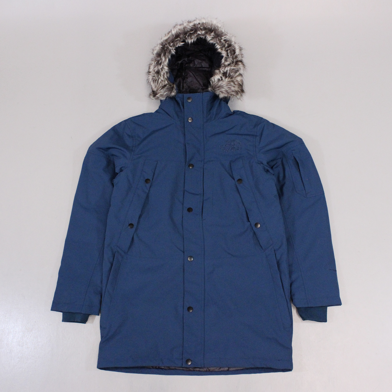 8415112f1ab The North Face Heritage Mens Orcadas Parka Jacket Monterey Blue £231.00