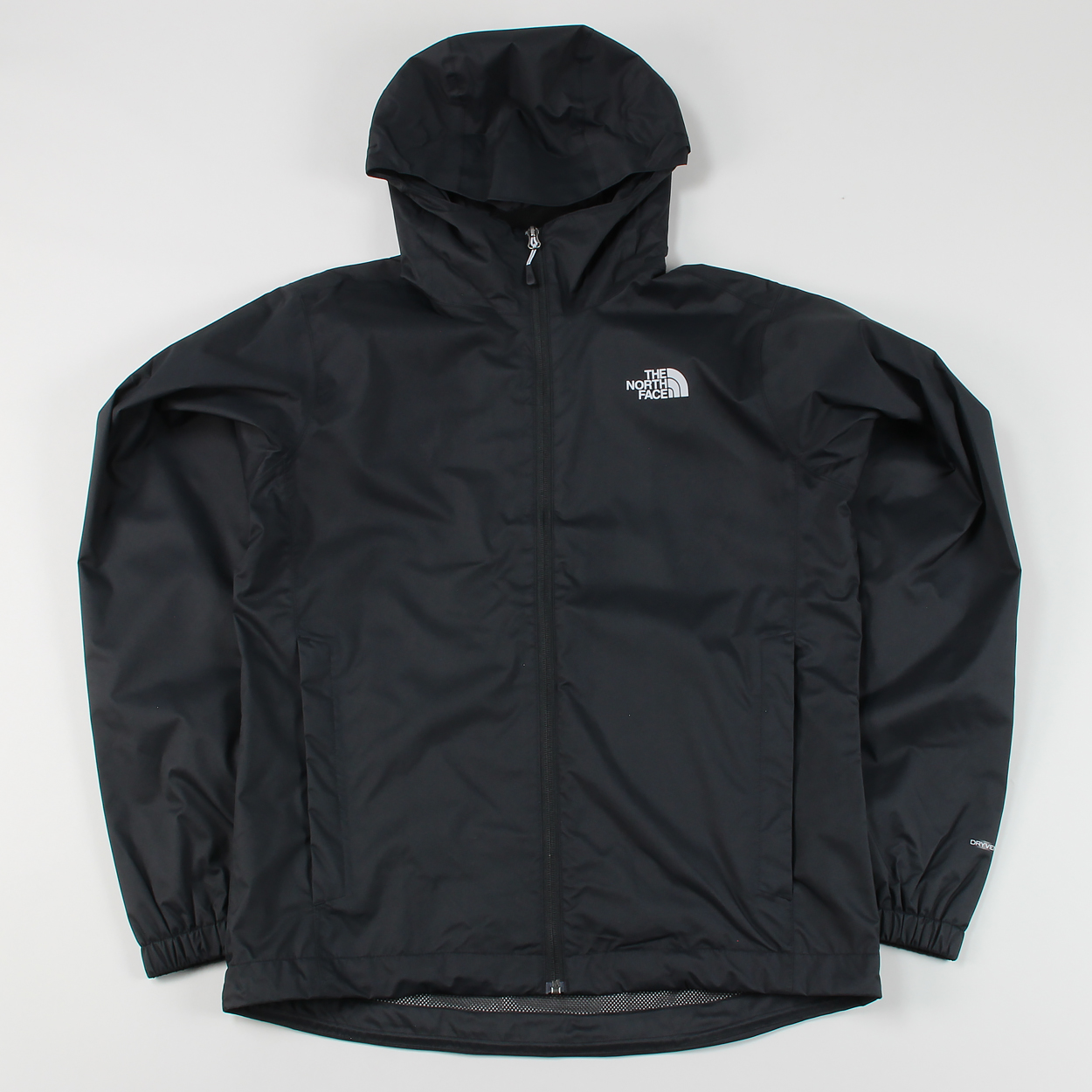 136575cafdd9 The North Face Mens Full Zip Quest Outdoor DryVent Jacket Black £66.50