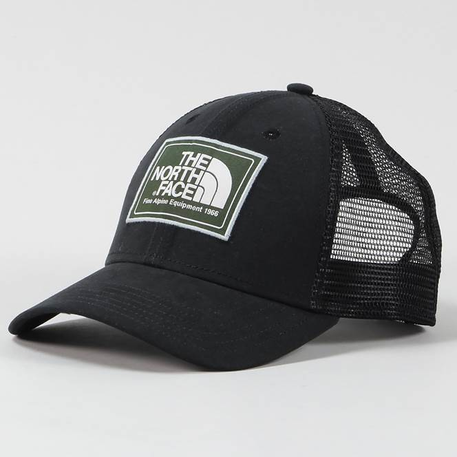 The North Face Mens One Size Mudder Trucker Cap Black
