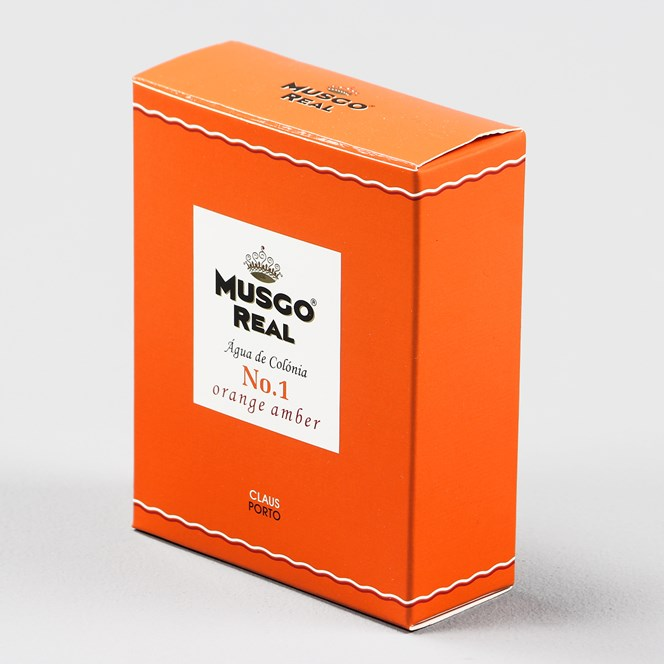 Musgo Real After Shave No.1 Orange Amber 100ml