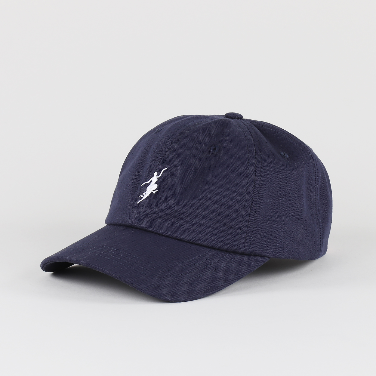405bae97 Polar Skate Co. Embroidered No Comply Curved Peak Cap Navy Blue £27.75