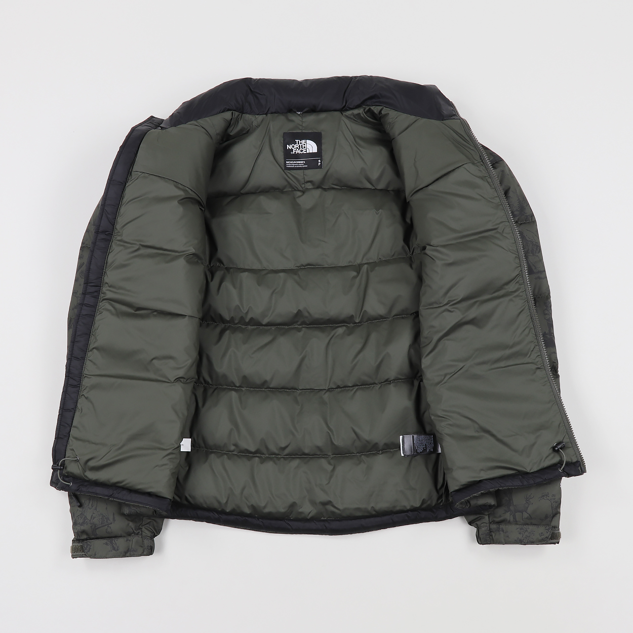 a288055215e A classic style from The North Face, the Nuptse 2 sillhouette is engineered  to deliver serious winter performance with 700-fill-power responsible goose  down ...