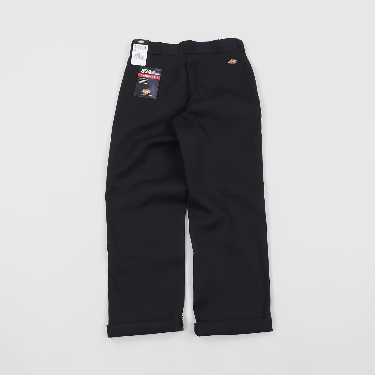 88ecb2af2ce8b2 Dickies Workwear Trousers Mens Original 874 Work Pant Black £45.00