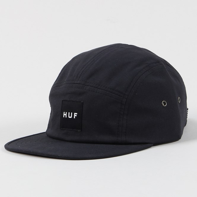 Huf Osaka Volley Cap Black