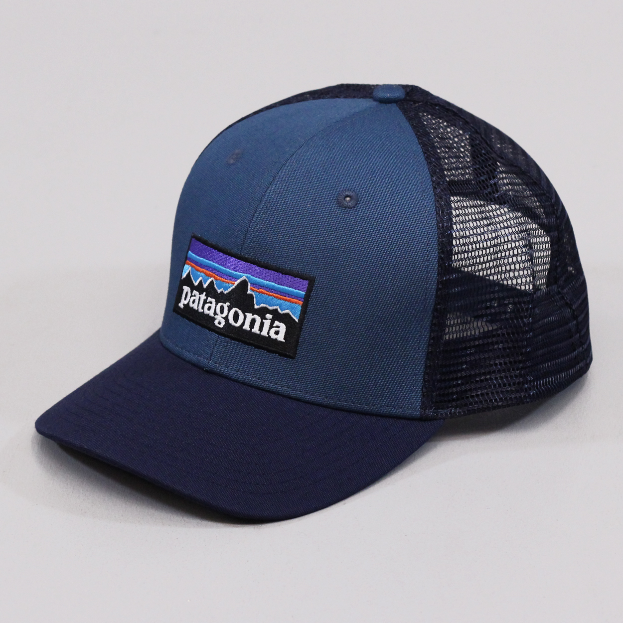 The Patagonia P-6 Trucker Hat is easily the most popular snapback cap they  do 1b222fbec80