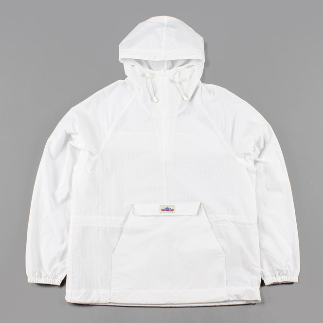 Penfield Pac Jac Ripstop Jacket White