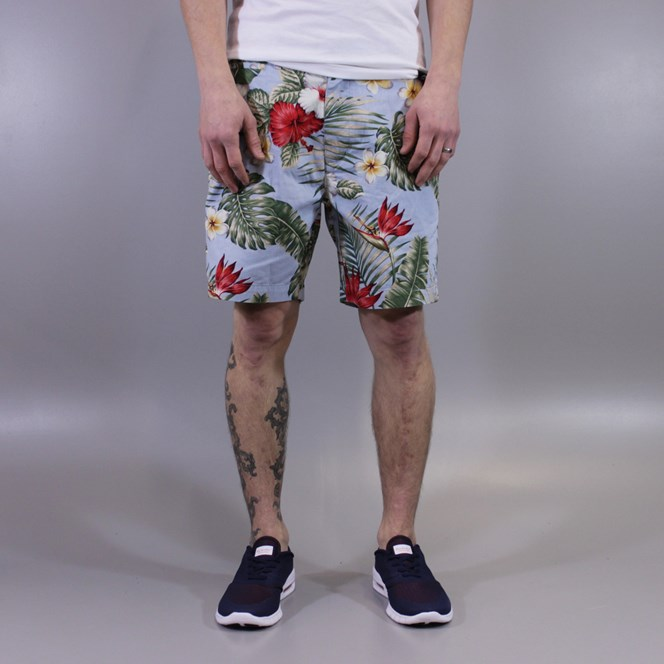 Penfield Gill Shorts Palm Print