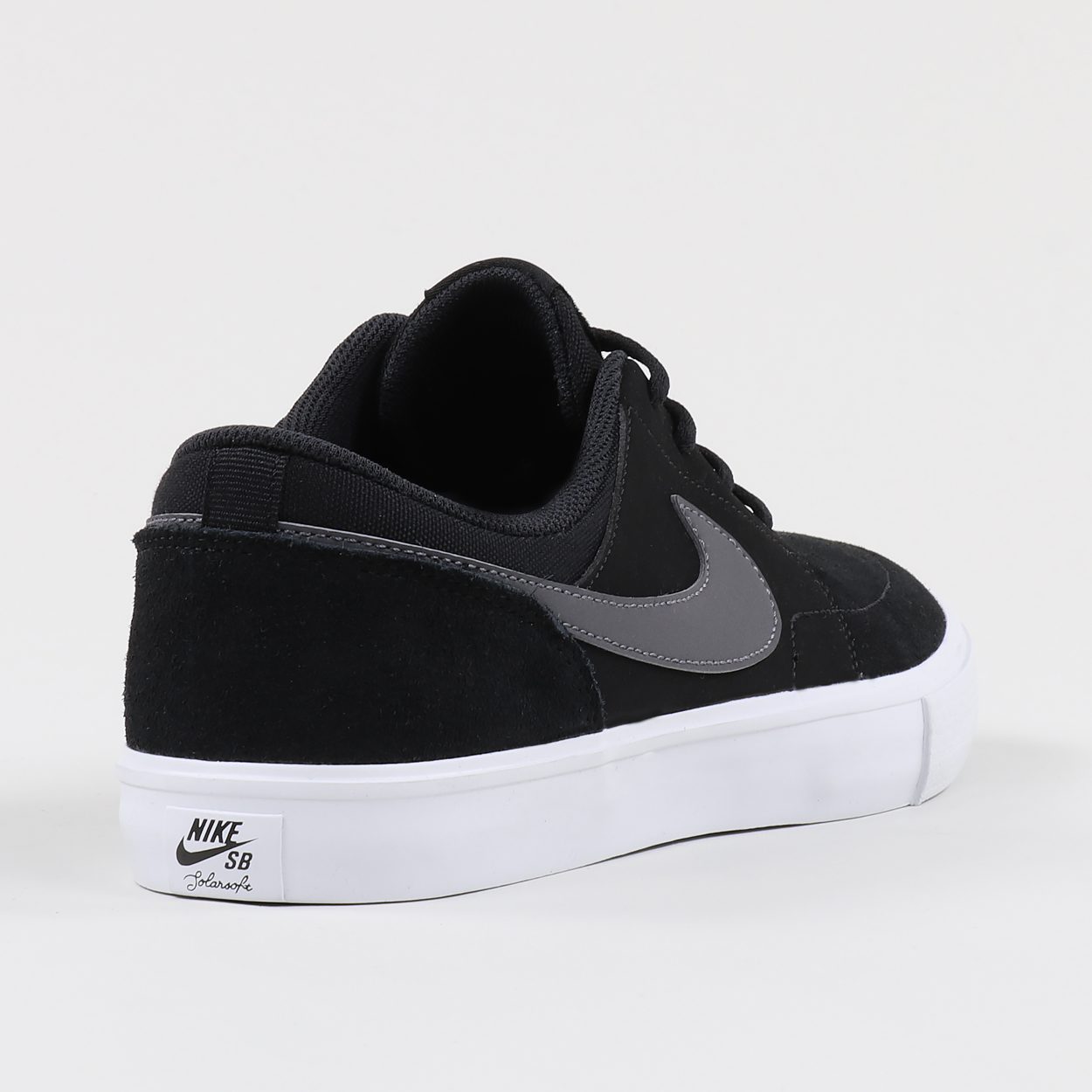 877d03821f A lightweight and flexible pair of trainers from Nike SB featuring a  Solarsoft insole for superior comfort and fit, placing you as low down as  posible to ...