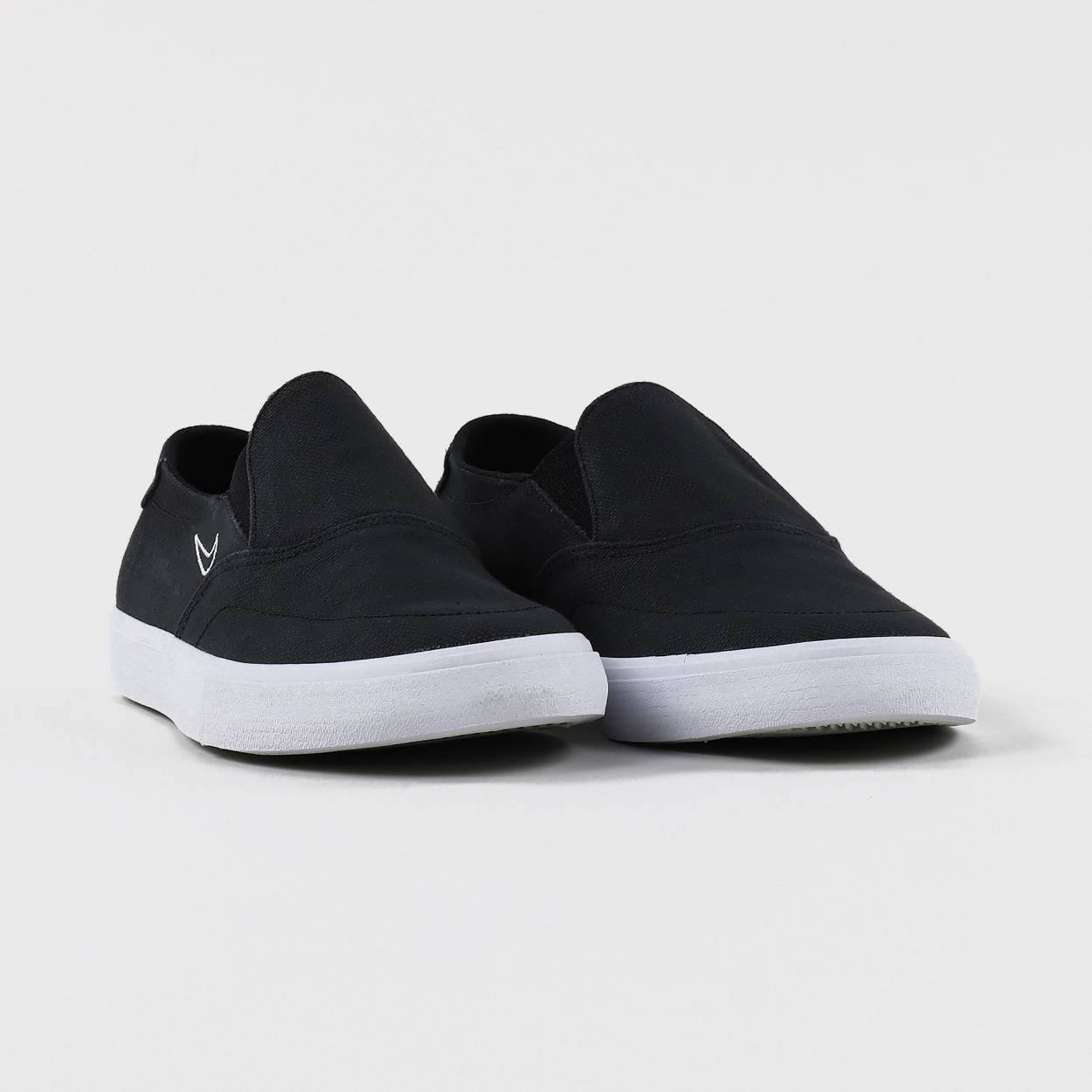 9b6cb315ed5d8 The slip-on equivalent of the Portmore II is lightweight, flexible,  comfortable, and the upper made solely from canvas is incredibly durable,  ...