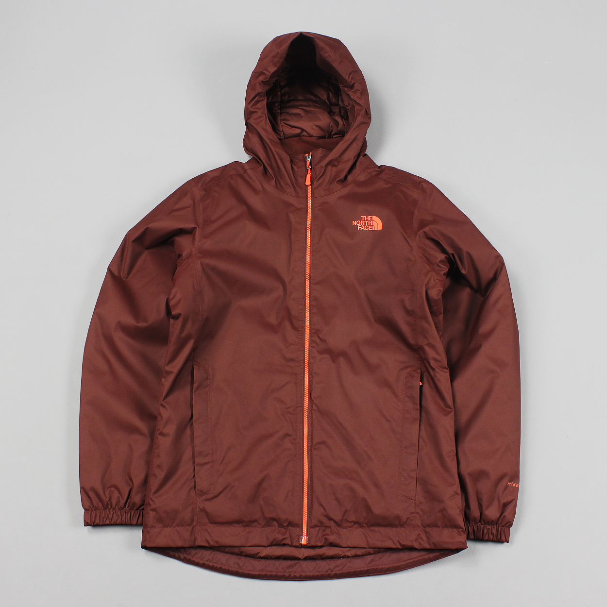 The North Face Mens Quest Insulated Coat Jacket Sequence Red £91.00 5452f50d4bb4