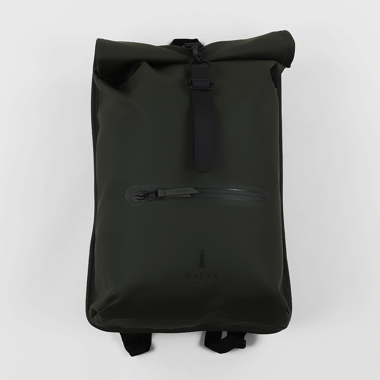 best quality undefeated x good looking Rains Waterproof Rolltop Backpack Rucksack Poly Bag Green £57.50