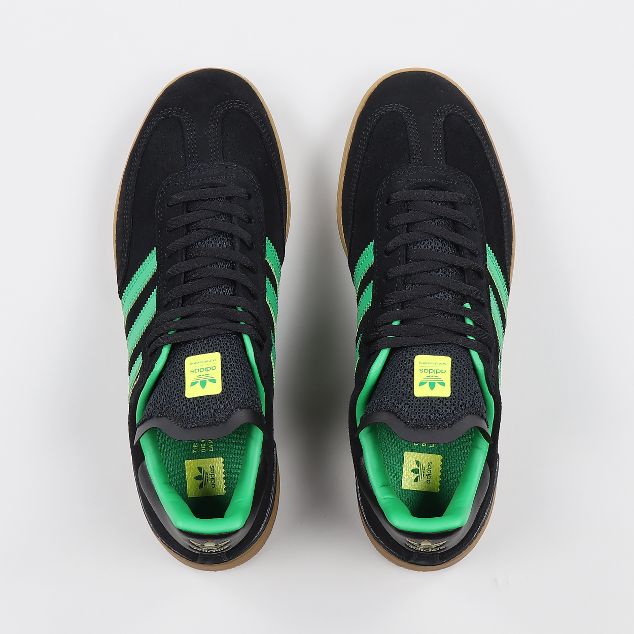The time-tested Samba ADV has been given the Adi Skate treatment with tough  suede uppers and a light mesh tongue f4a85a3e9
