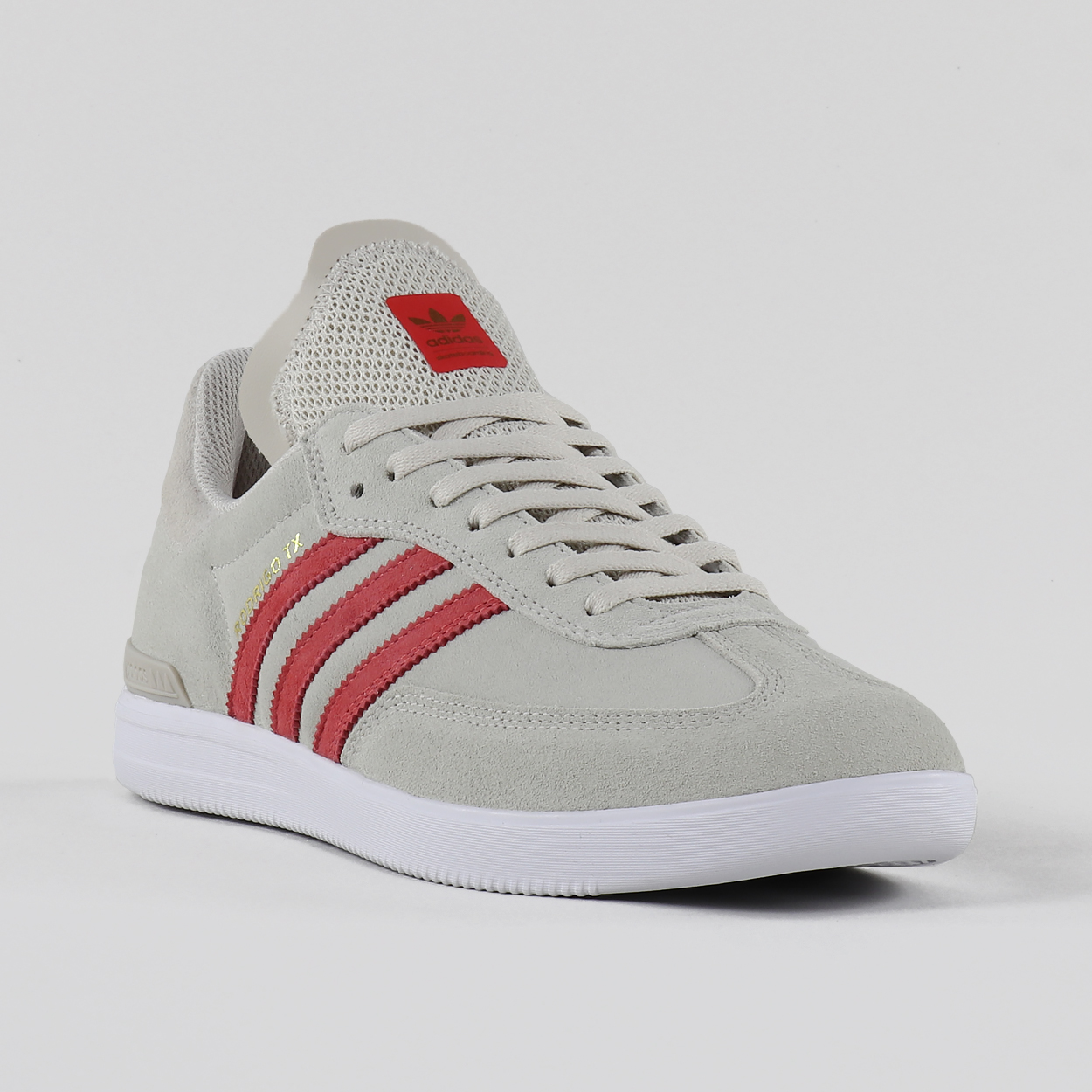 e20ce3f30c9d A fresh colourway from Rodrigo TX s signature Samba skate shoe. Strong  suede uppers meet a breathable mesh tongue