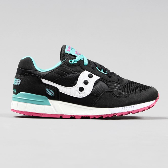 Saucony Shadow 5000 Shoes Black Pink
