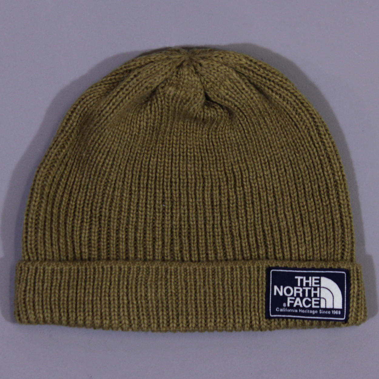 8a5982134 The North Face Heritage Shipyard Beanie Wooly Hat British Khaki £12.00