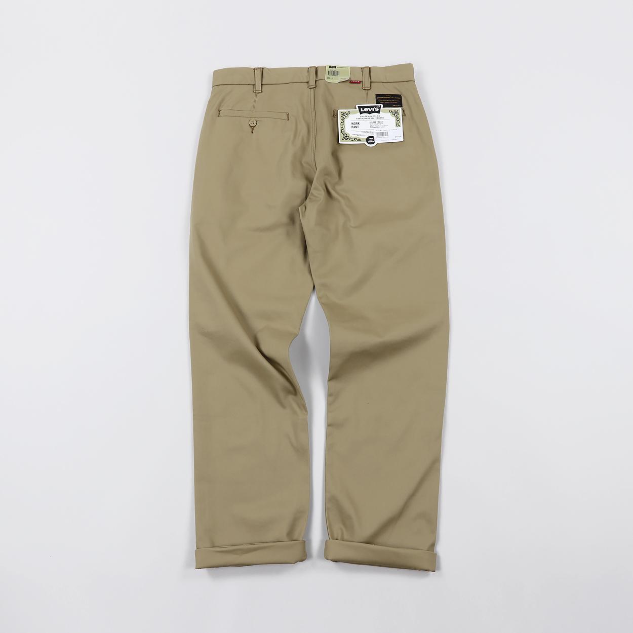 e214117fdcb Levis Skate Work Pant Harvest Gold Board Wear Mens Jeans £59.00