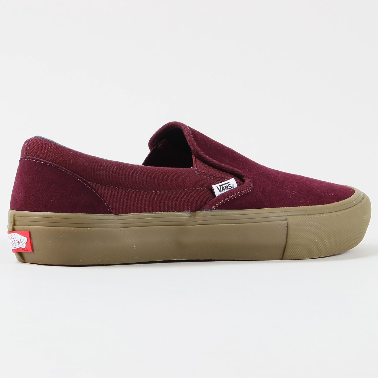 51aa4153b8 Based on the Classic Slip On with upgrades the Slip On Pro is part of the  Vans Core Skate range and only available at selected skate stores