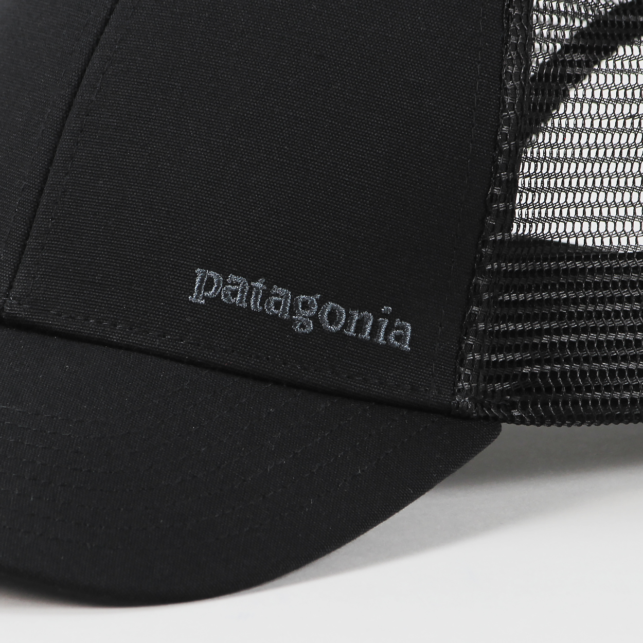 3c2ca616 This trucker from Patagonia has their low profile design which has a closer  fitting style. The front is made from organic cotton and the rear is a mesh  ...