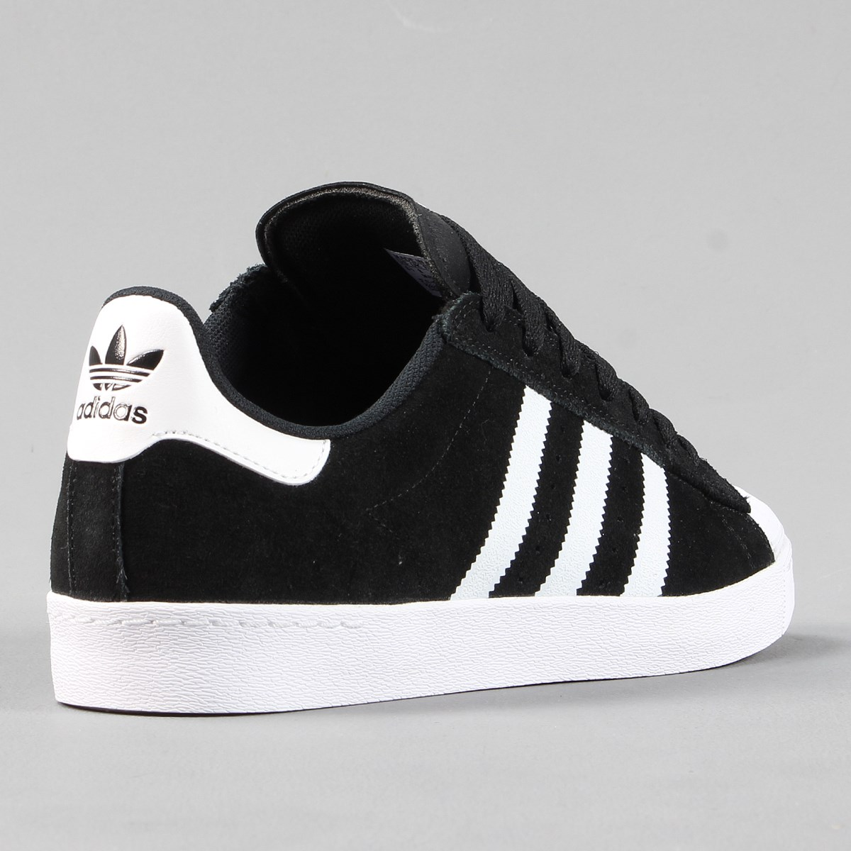 qdgiz Adidas superstar adv vulc skateboarding originals trainers black