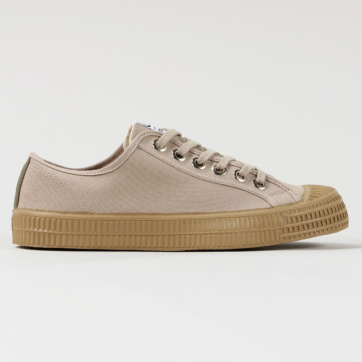 bee95136f72e Universal Works x Novesta Star Master Shoes Sand Beige Canvas £48.75