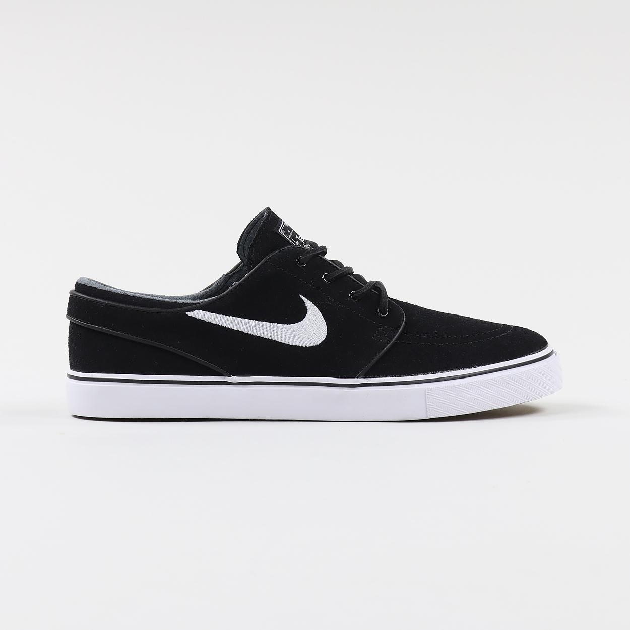 buy popular a5f4f acb1d Nike SB Zoom Stefan Janoski OG Shoes Black White