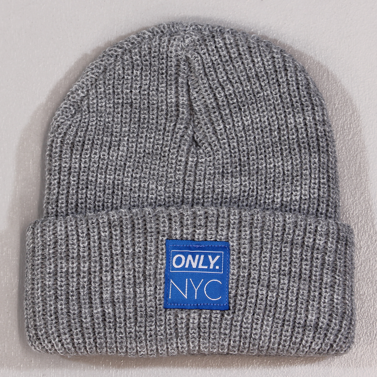 c61af23f43c Only New York Mens Summit Woven Acrylic Winter Beanie Hat £11.40