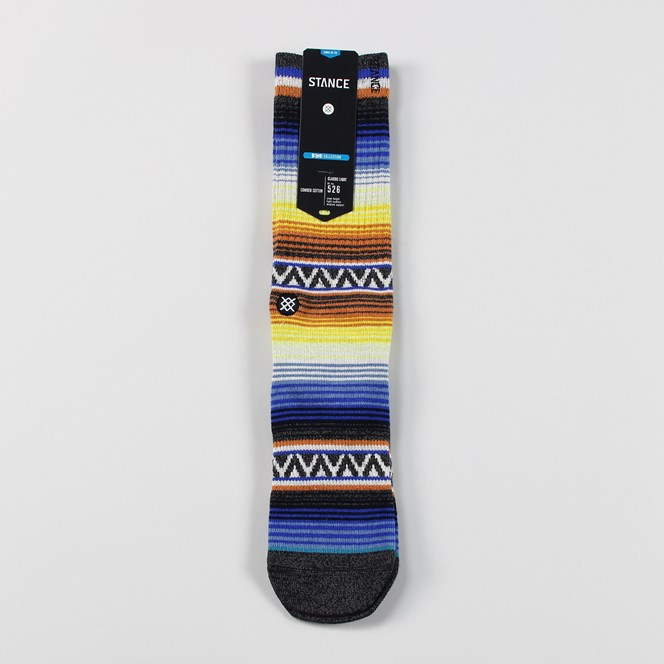 Stance Sun Burst Socks Orange