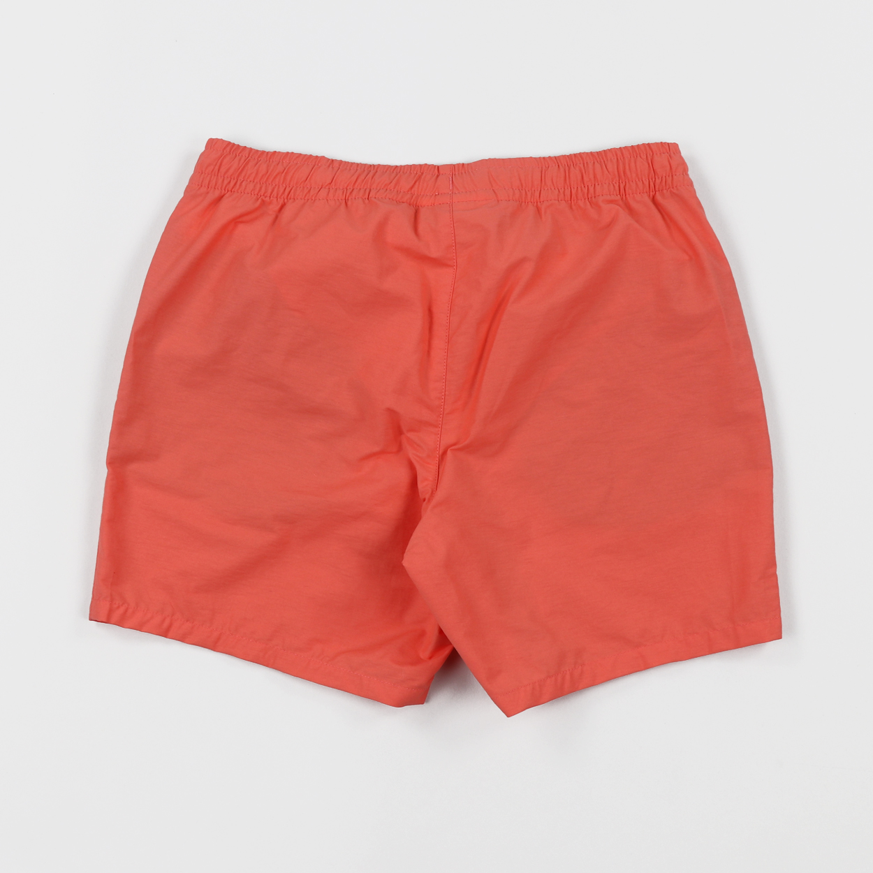 8f53141b29 A pair of swimming trunks from Lacoste made from 77% cotton and 23%  polyamide in a lightweight taffeta. It features a mesh lining and an  embroidered logo.