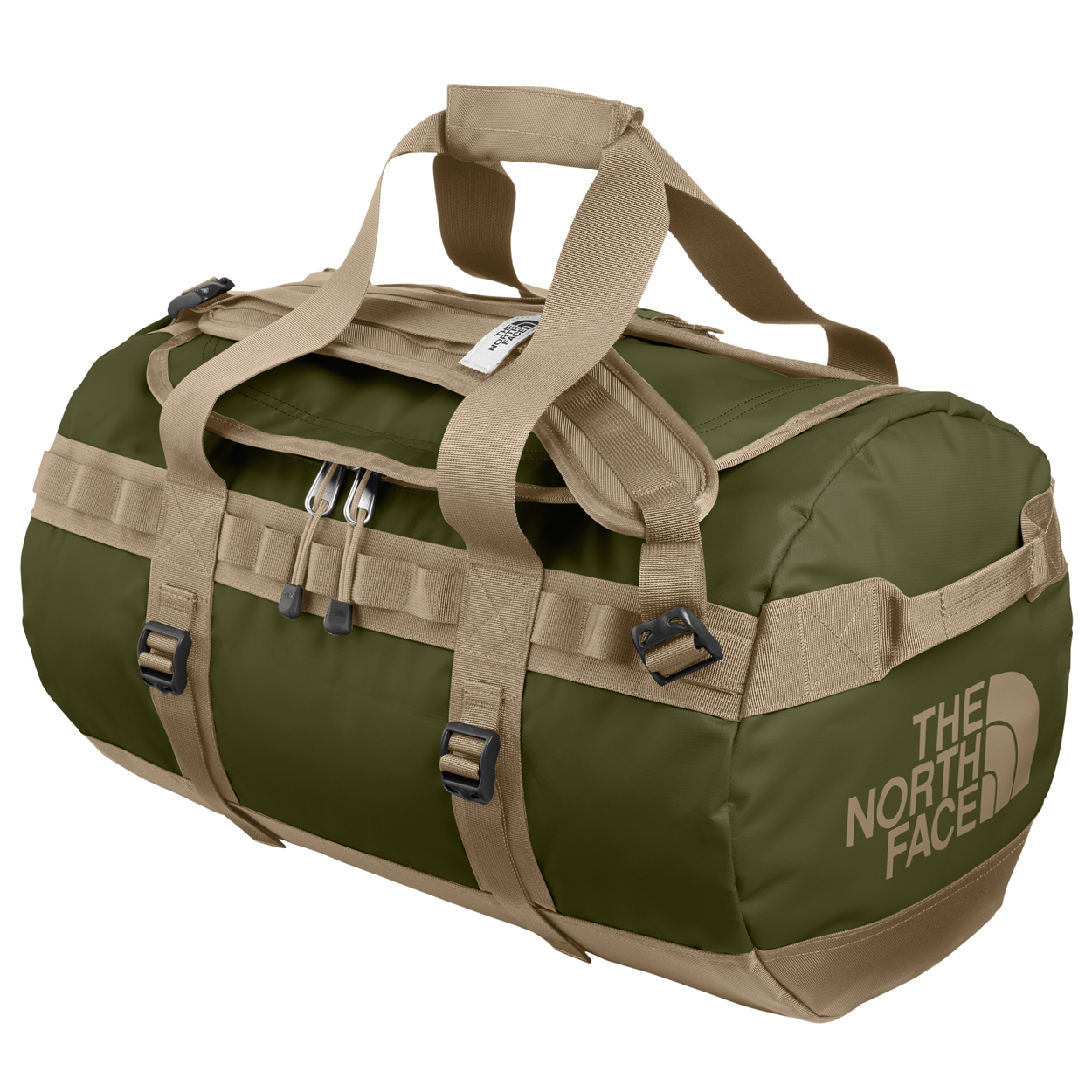 03ddd20420 The North Face Base Camp Duffel Bag S - Thorn Green £58.50