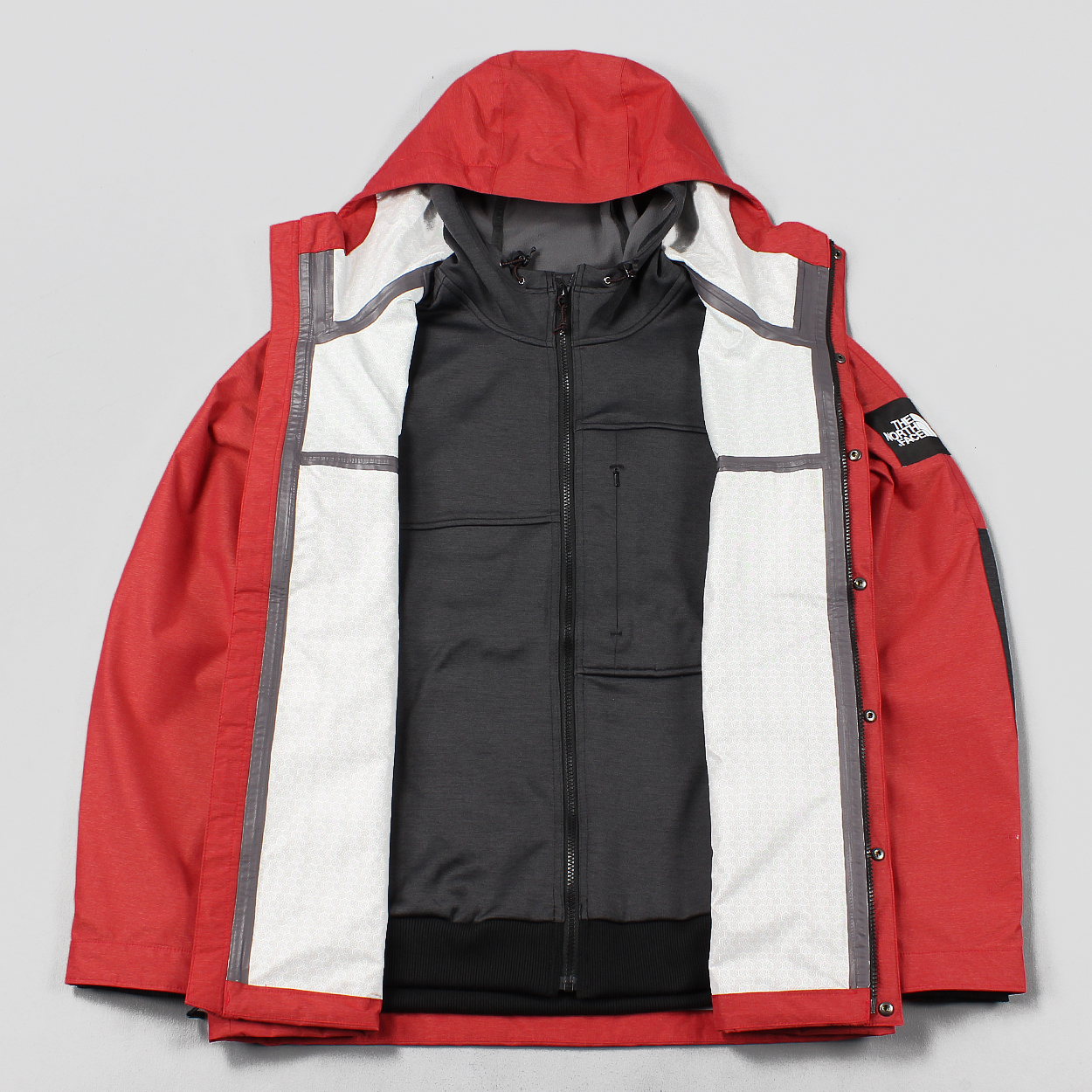 The North Face M 1990 MOUNTAIN TRICLIMATE JACKET, TNF Red