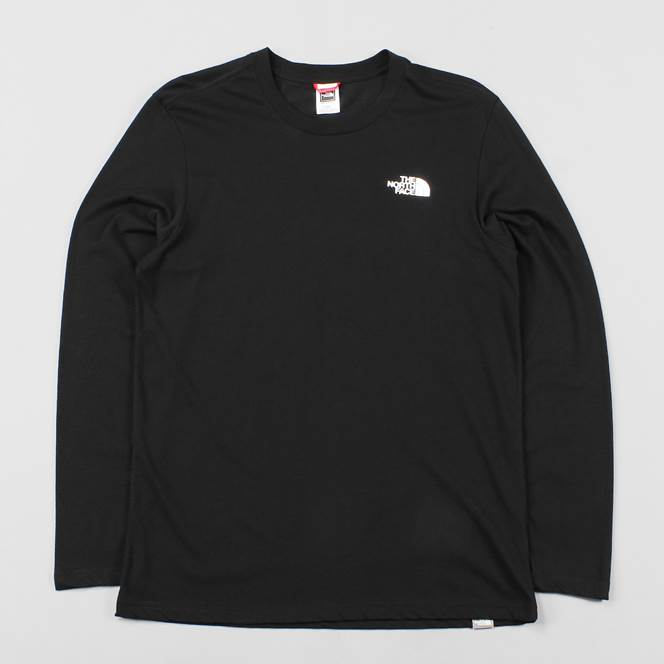 The North Face Mens Outdoor Long Sleeved Easy T Shirt