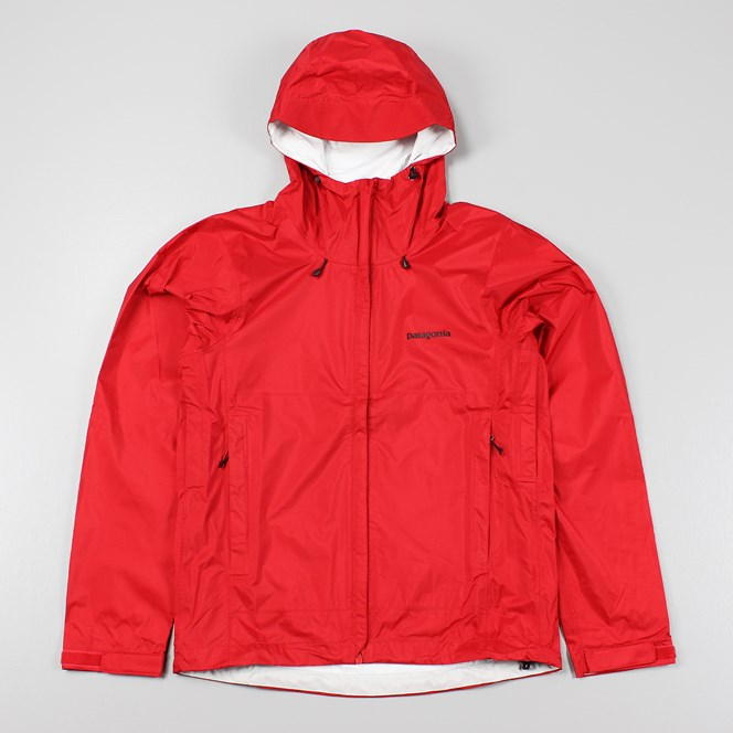 Patagonia Torrentshell Jacket French Red
