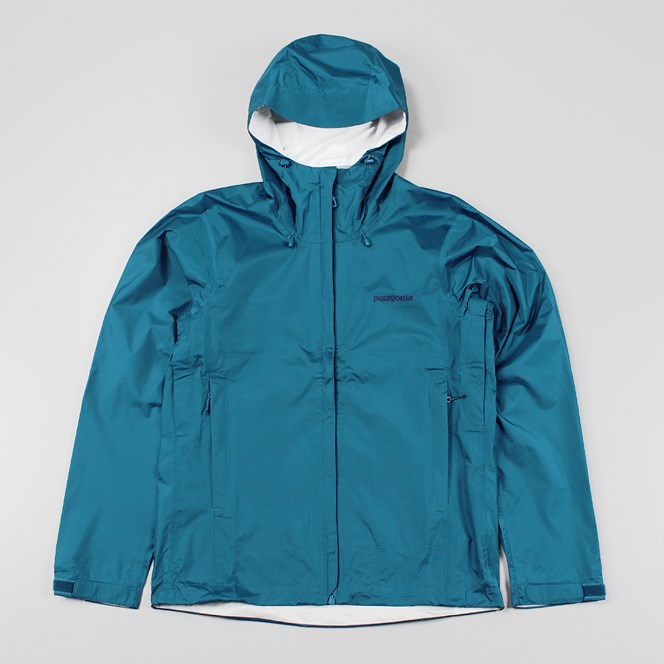 Patagonia Torrentshell Jacket Underwater Blue