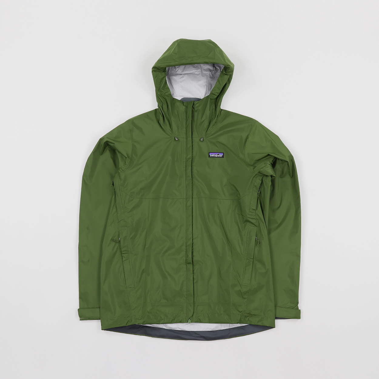 Patagonia Technical Outdoor Torrentshell Jacket Sprouted Green £77.00 228a5630b