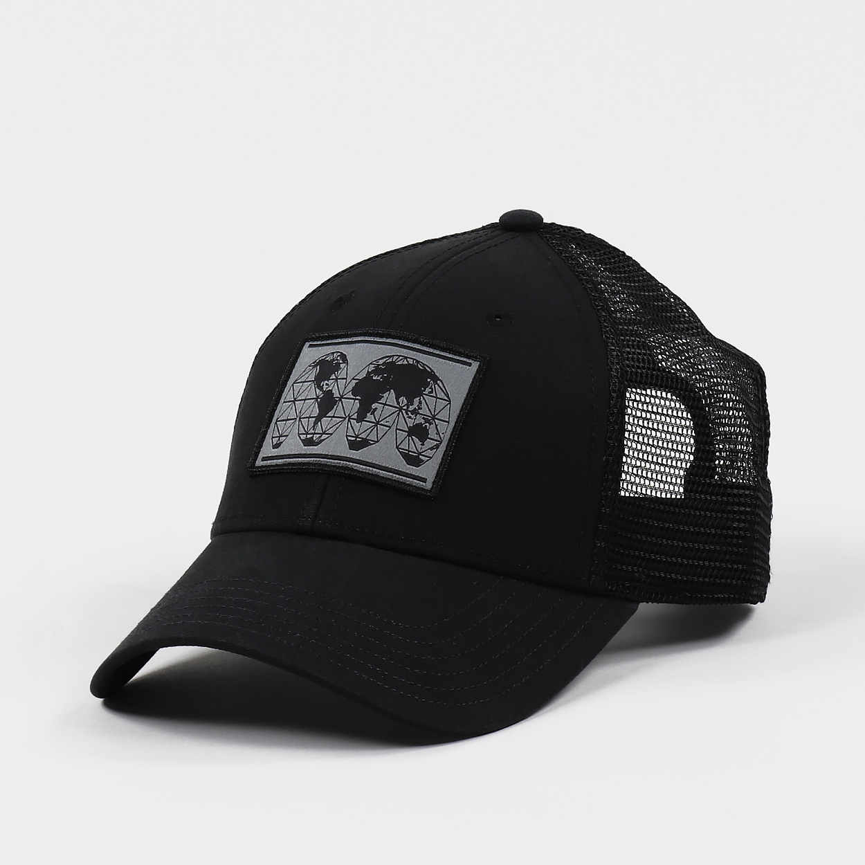 6a3fabbcca8 The North Face IC International Collection Black Trucker Hat £17.50