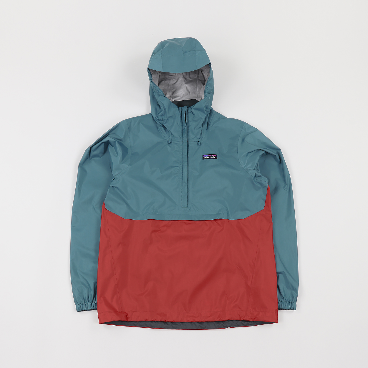 temperament shoes later sale Patagonia Mens Torrentshell Pullover Jacket Tasmanian Teal ...