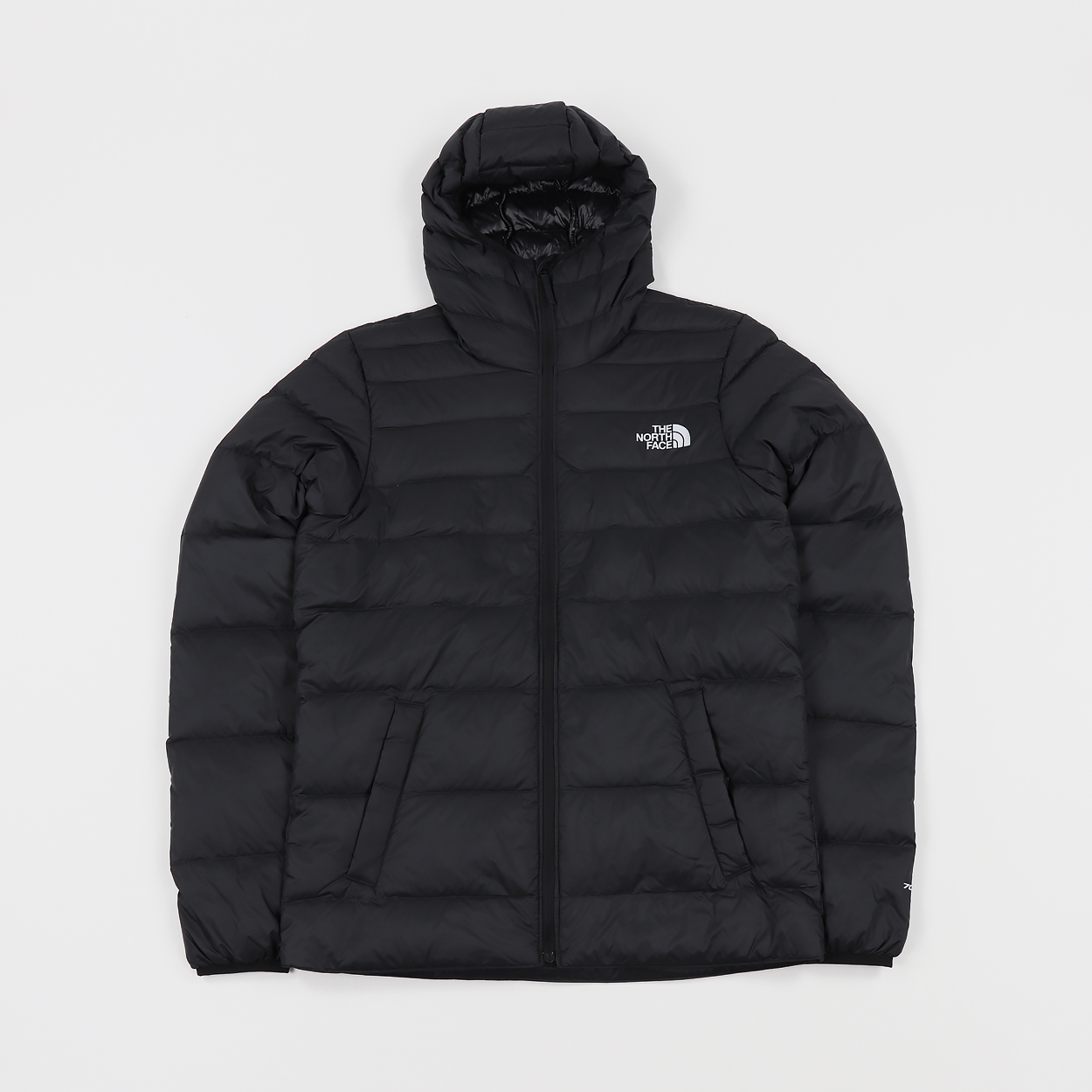 The North Face Winter West Peak Goose Down Polyester Jacket Black £126.00 43126337f