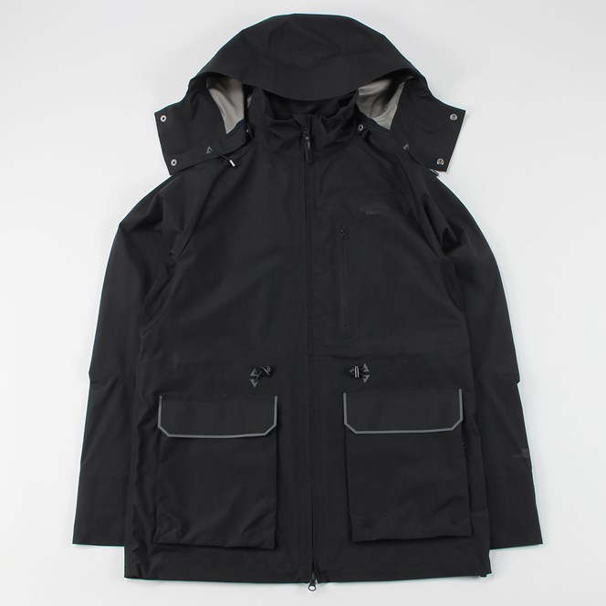 The North Face Red Label Windstopper Serow Light Jacket Black