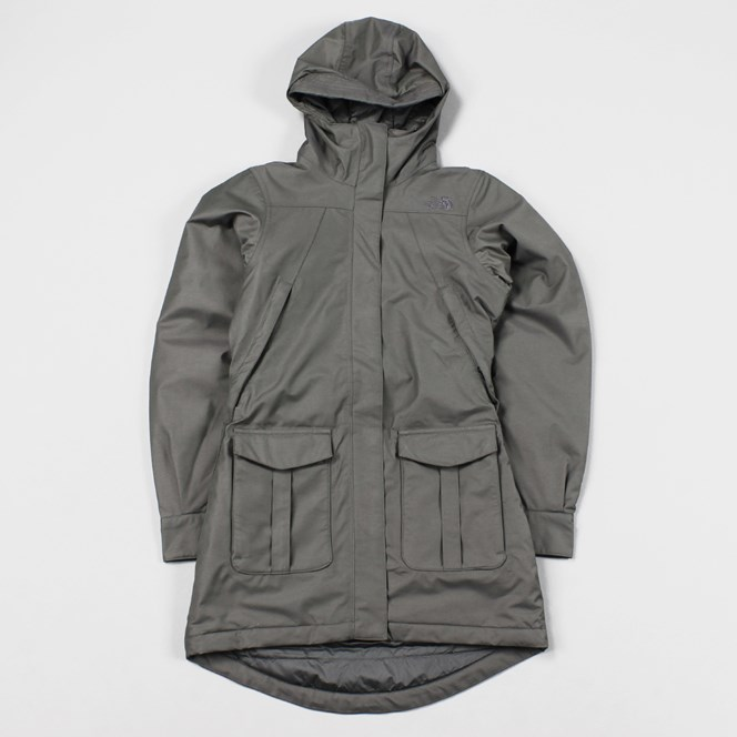 The North Face Womens NSE Jacket Graphite Grey