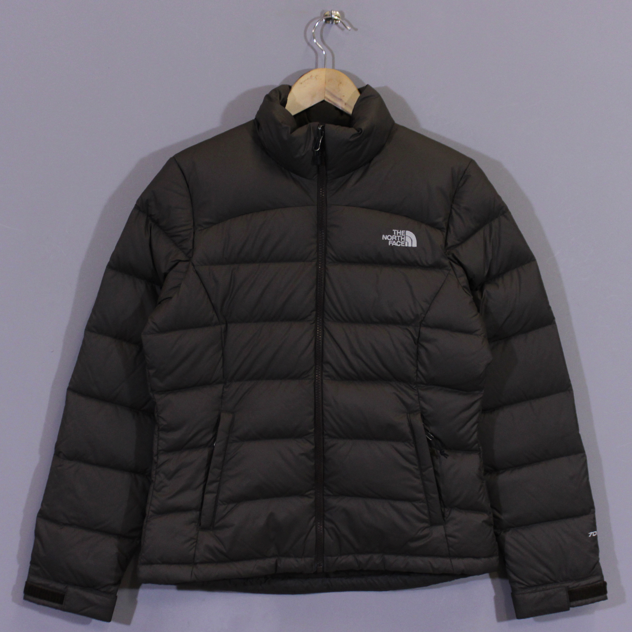 638e14b67893 The North Face Womens Nuptse Two Winter Coat Brownie Brown £126.00