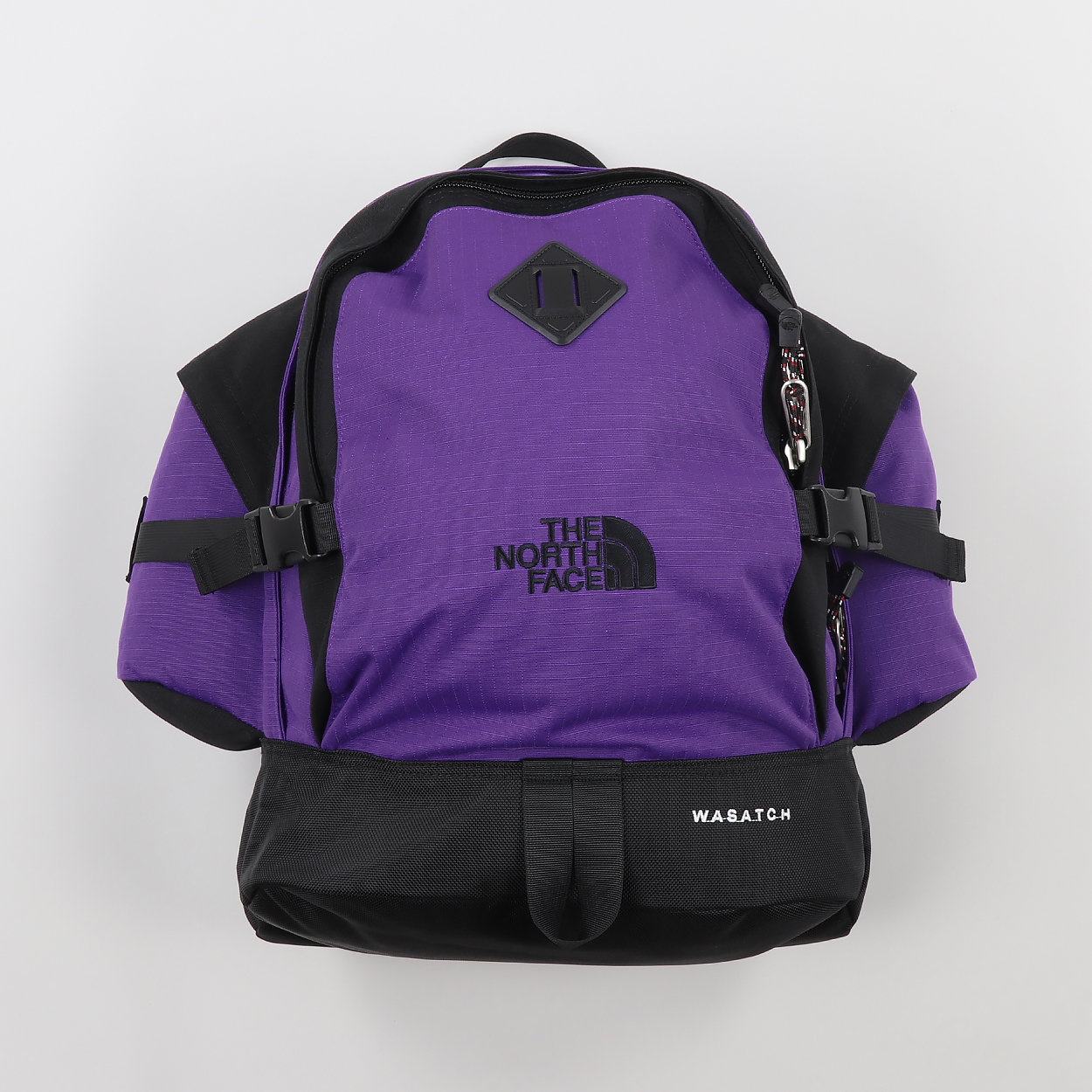2dd05b1f7c3 The North Face Wasatch Reissue Backpack Tillandsia Purple Black £67.00