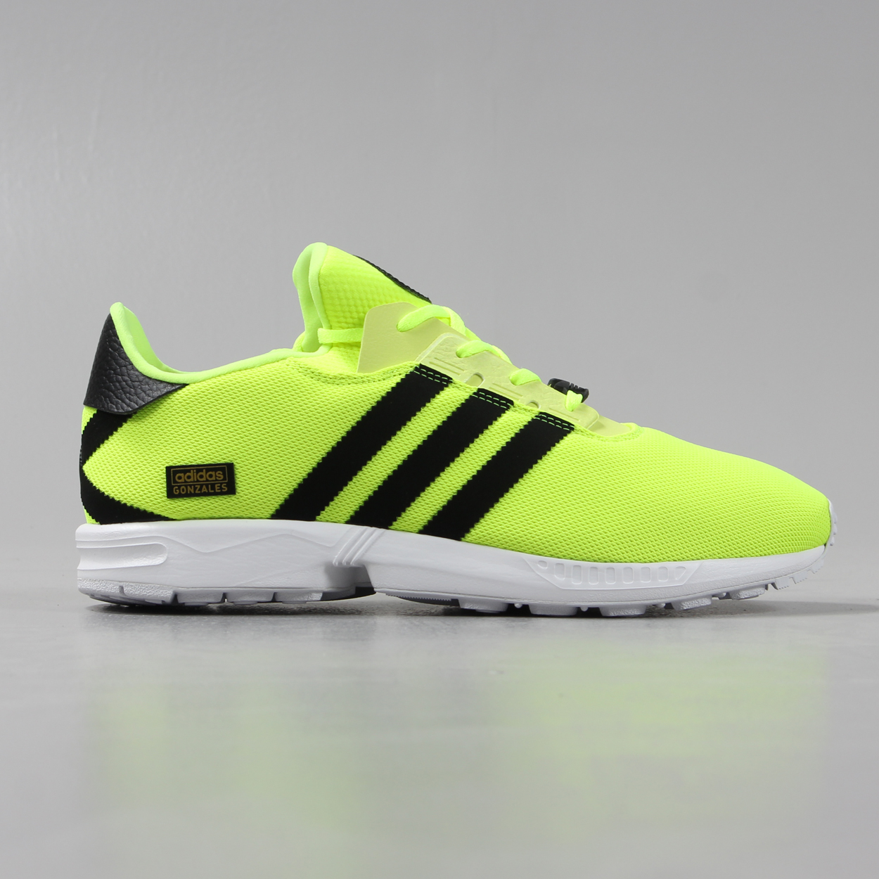 release date: 15861 cec1c Adidas Skateboarding Mens ZX Trainers Gonz Yellow Black ...